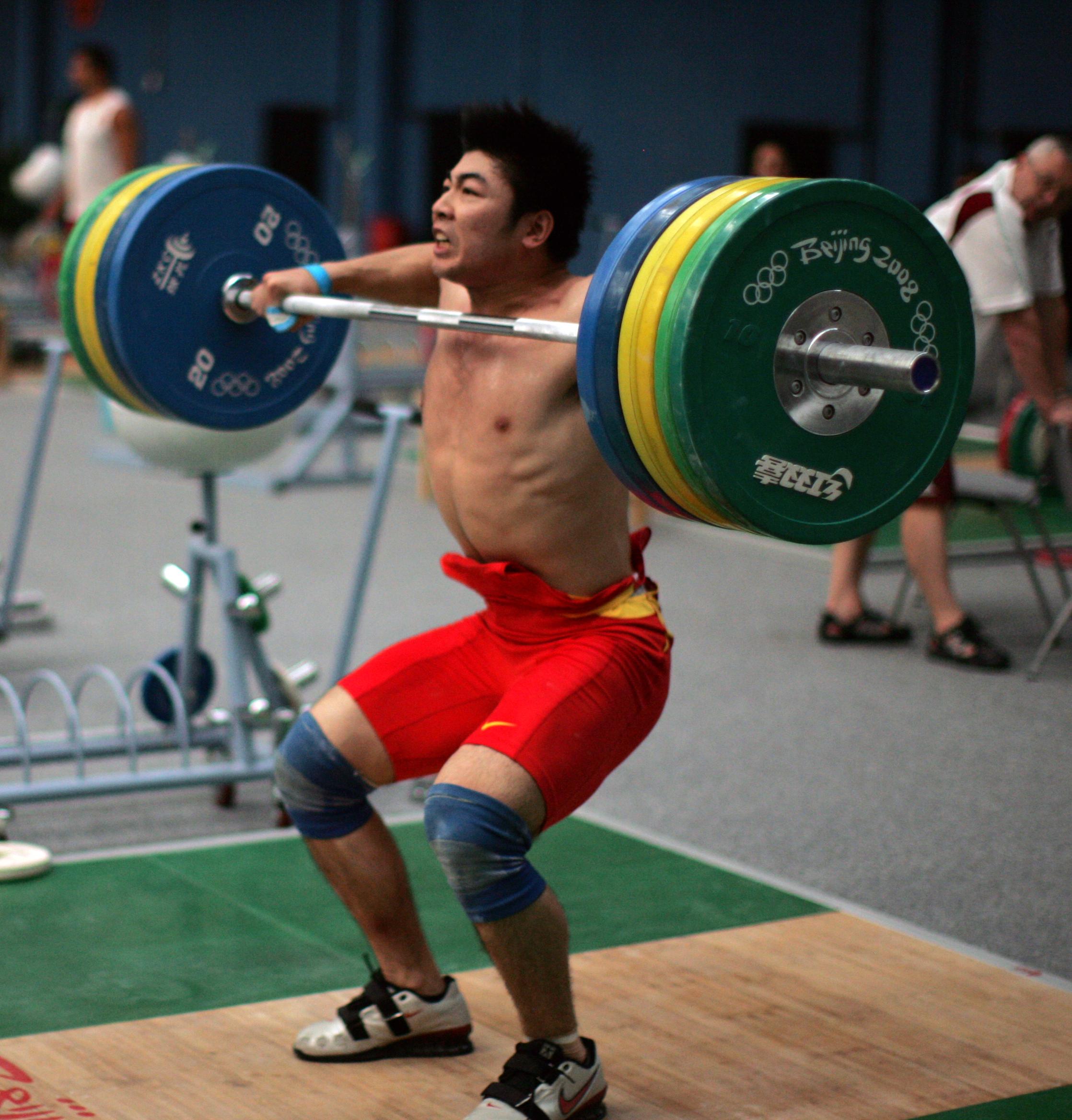 LU Yong pulling 2